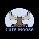 Cute Moose Merch